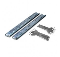 Rackmount Sliding Rail 18″ (6 hole)