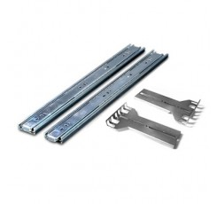 Rackmount Sliding Rail 24″ (6 hole)
